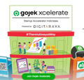 featured image thumbnail for post Gojek Xcelerate – Startup Accelerator Indonesia